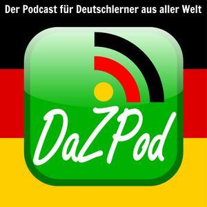 Best Language Courses Podcasts (2019): DaZPod | German as a Second Language | Learning German - language and culture