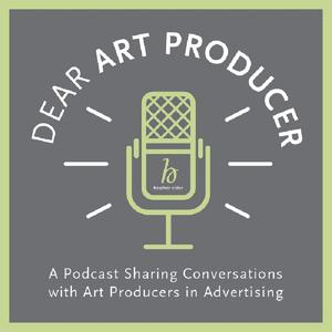 Best Visual Arts Podcasts (2019): Dear Art Producer