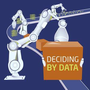 Meilleurs podcasts Technologie (2019): Deciding by Data