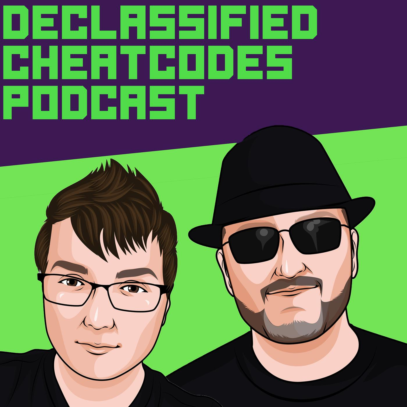 Declassified Cheatcodes Podcast - Circlewinds Productions | Listen Notes
