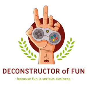 Best Video Games Podcasts (2019): Deconstructor of Fun