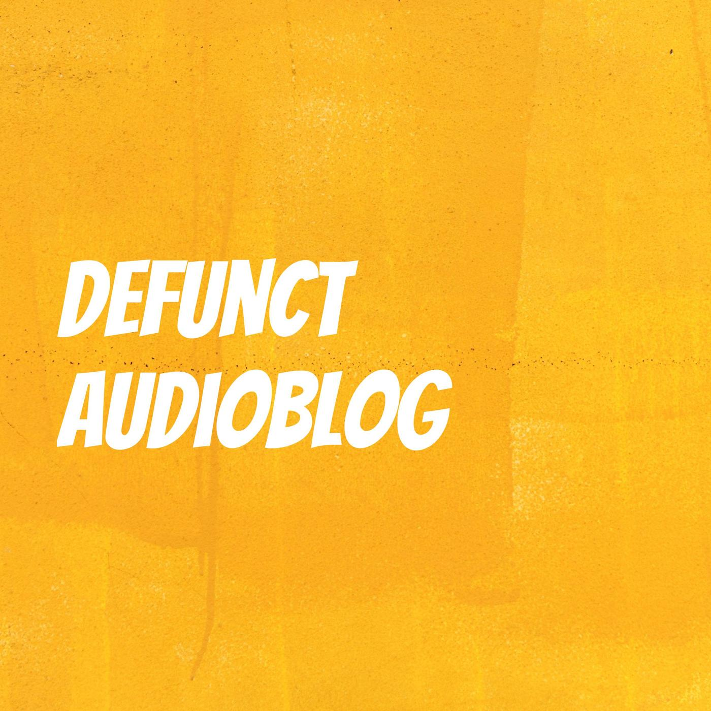 Defunct audioblog (podcast) - Hapin | Listen Notes