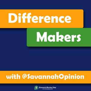 Best Business News Podcasts (2019): Difference Makers with @SavannahOpinion