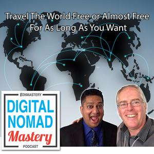 Digital Nomad Mastery - Travel the World