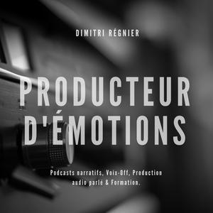 Dimitri Régnier - Producteur d'émotions
