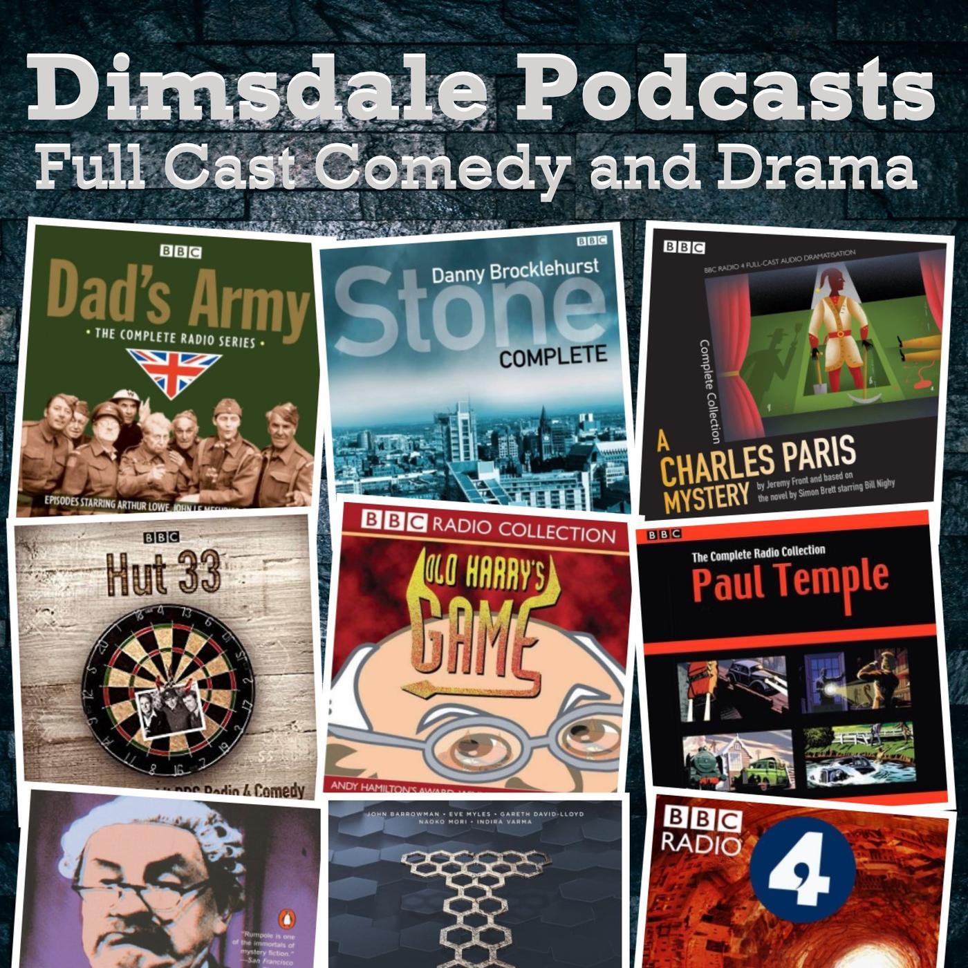 Full cast audio podcast
