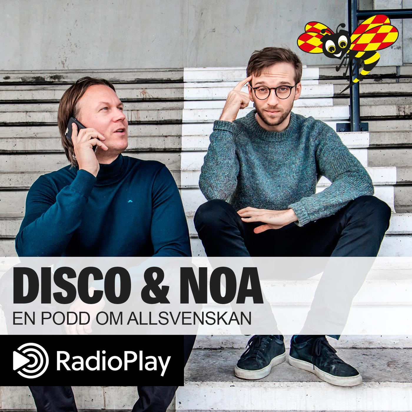 27 Zlatan Mot Rubbet Disco Noa Podcast Listen Notes