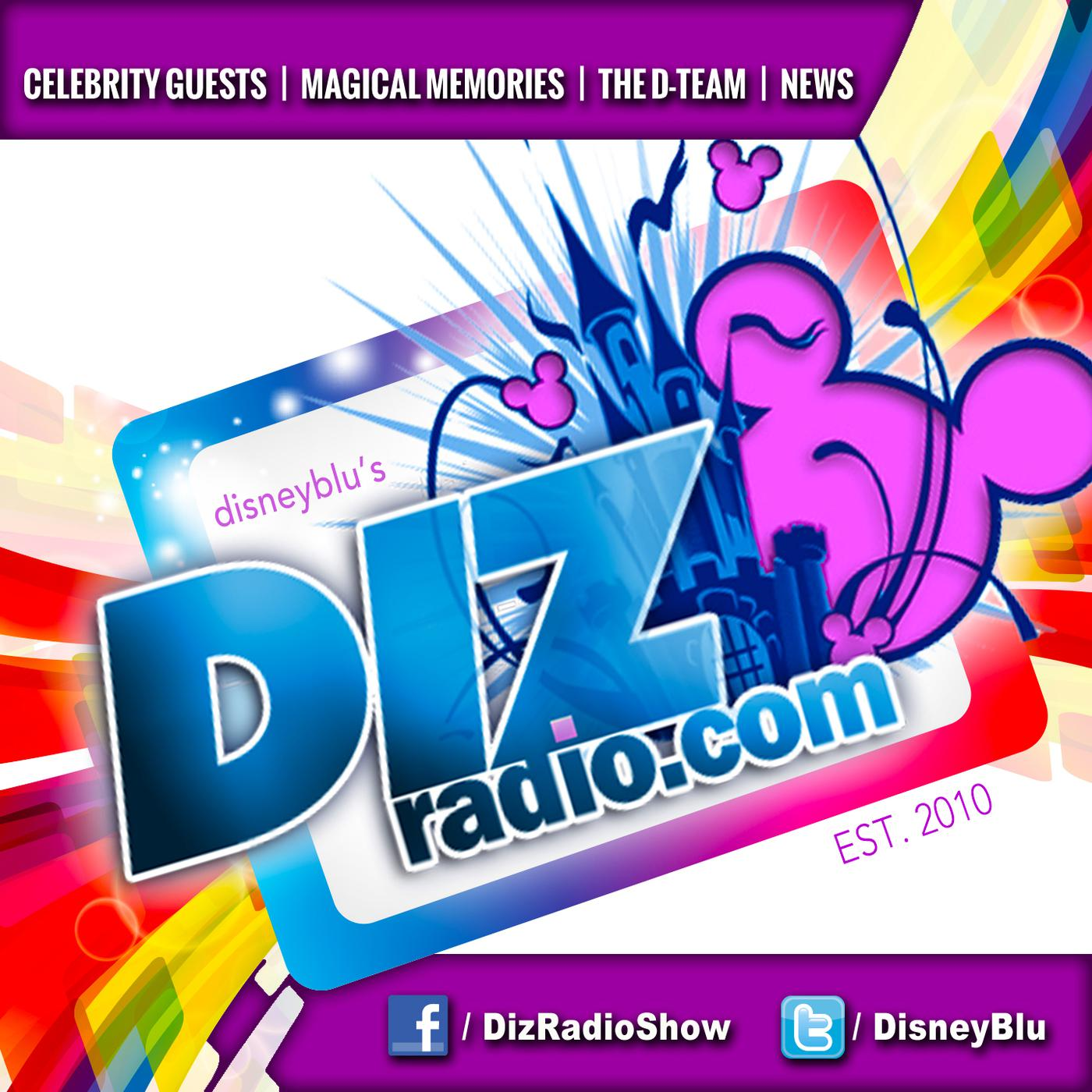 "DisneyBlu's ""DizRadio"" A Disney Themed Celebrity Guest Show"