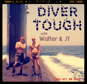 Best National Podcasts (2019): Diver Tough