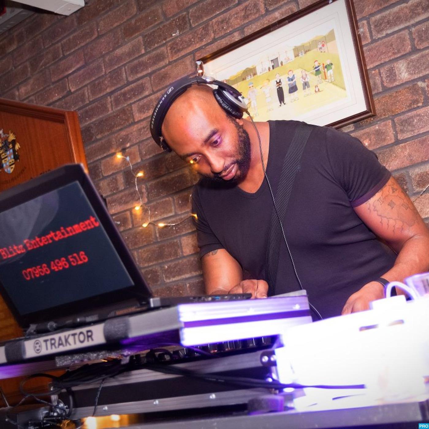 DJ Blitz in the mix - UK, R&B, Hip Hop, Dancehall, Reggae, Bashment