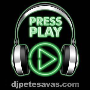 "Best Podcasting Podcasts (2019): DJ Pete Savas presents ""Press Play"""
