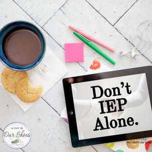 Best K-12 Podcasts (2019): Don't IEP Alone.