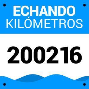 Echando Kilómetros - Conversaciones sobre running, natación, trail running, ultra running, triatlón y mucho más.