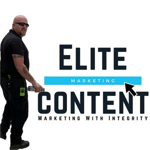 Meilleurs podcasts Podcasting (2019): ELITE Content Marketing Podcast