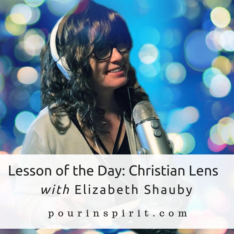 Elizabeth M Shauby, The Sacramentalist Podcast - Elizabeth M