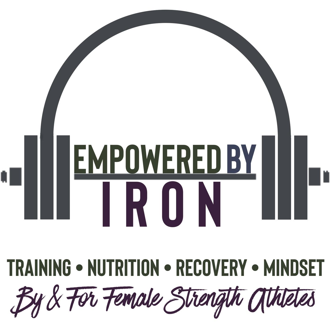 Empowered By Iron (podcast) - Dr  Kristin Lander & Mary