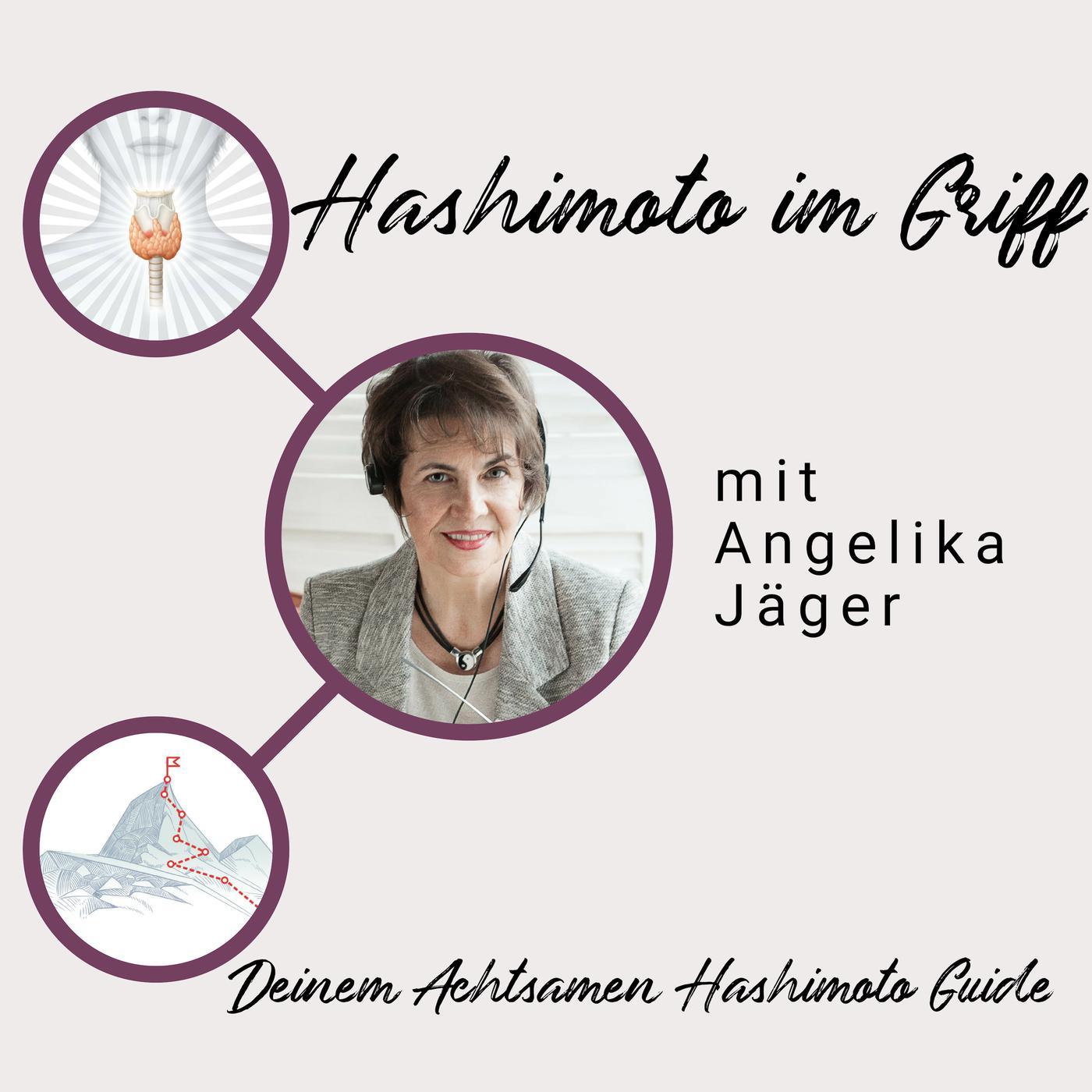 Angelika Jager endlich hashimoto im griff (podcast) - angelika jäger