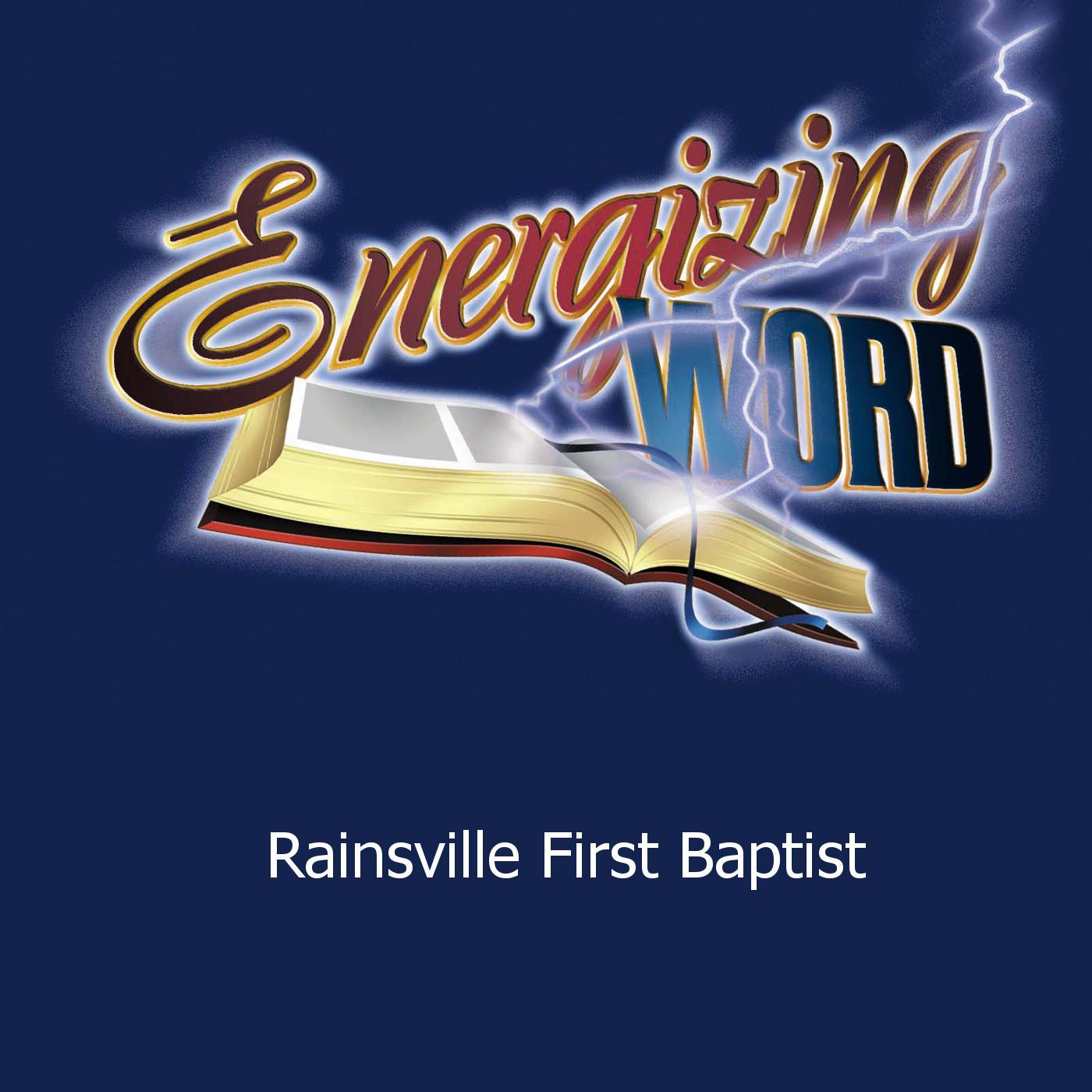 Energizing Word/Rainsville First Baptist Church (podcast