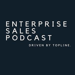 Best Sales Podcasts (2019): Enterprise Sales Podcast