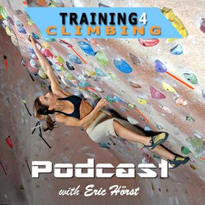 Best Outdoor Podcasts (2019): Eric Hörst's Training For Climbing Podcast