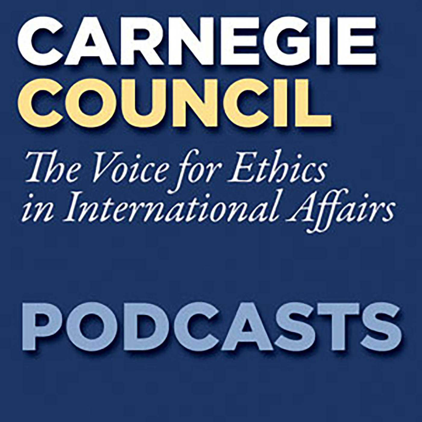 Ethics In Business Pdf Podcast Carnegie Council For Ethics In International Affairs Listen Notes