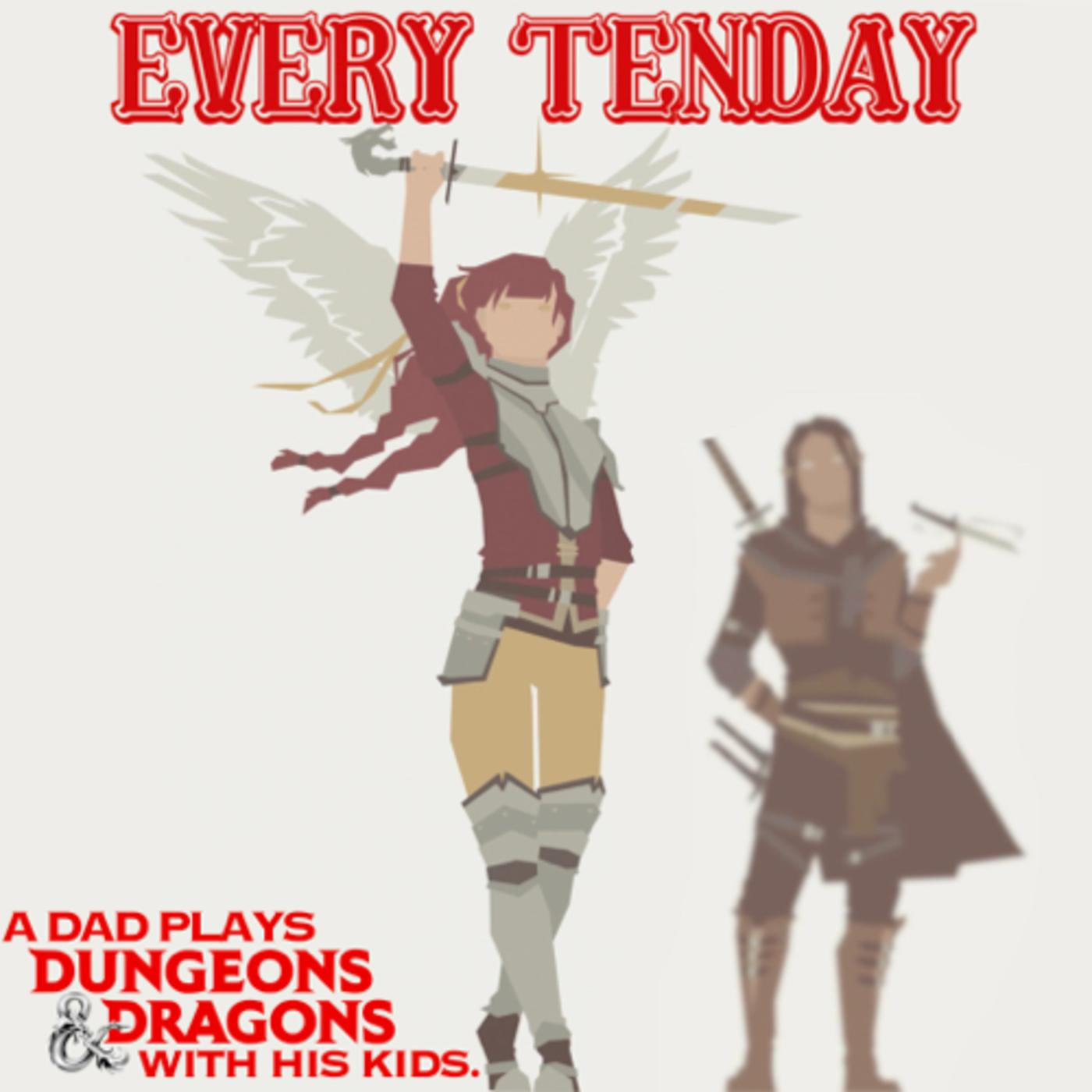 EveryTenday D&D | DnD | Dungeons & Dragons for Young People