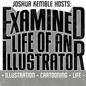 Examined Life of an Illustrator