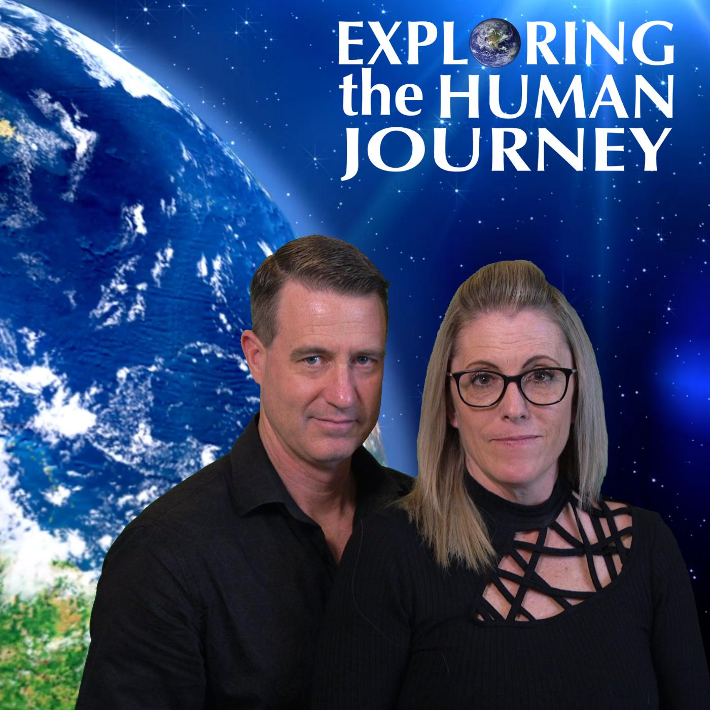 Exploring The Human Journey podcast - David & Gayle Marsh