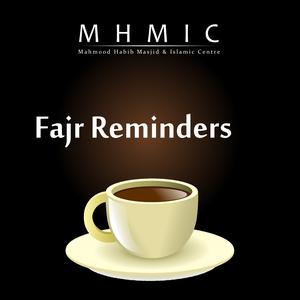 Fajr Reminders