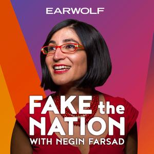 Meilleurs podcasts Comédie (2019): Fake The Nation