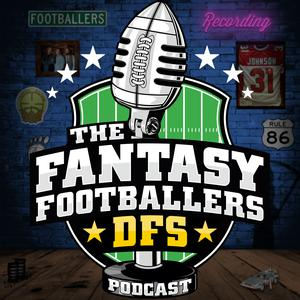 Best Sports Podcasts (2019): Fantasy Footballers DFS - Fantasy Football Podcast