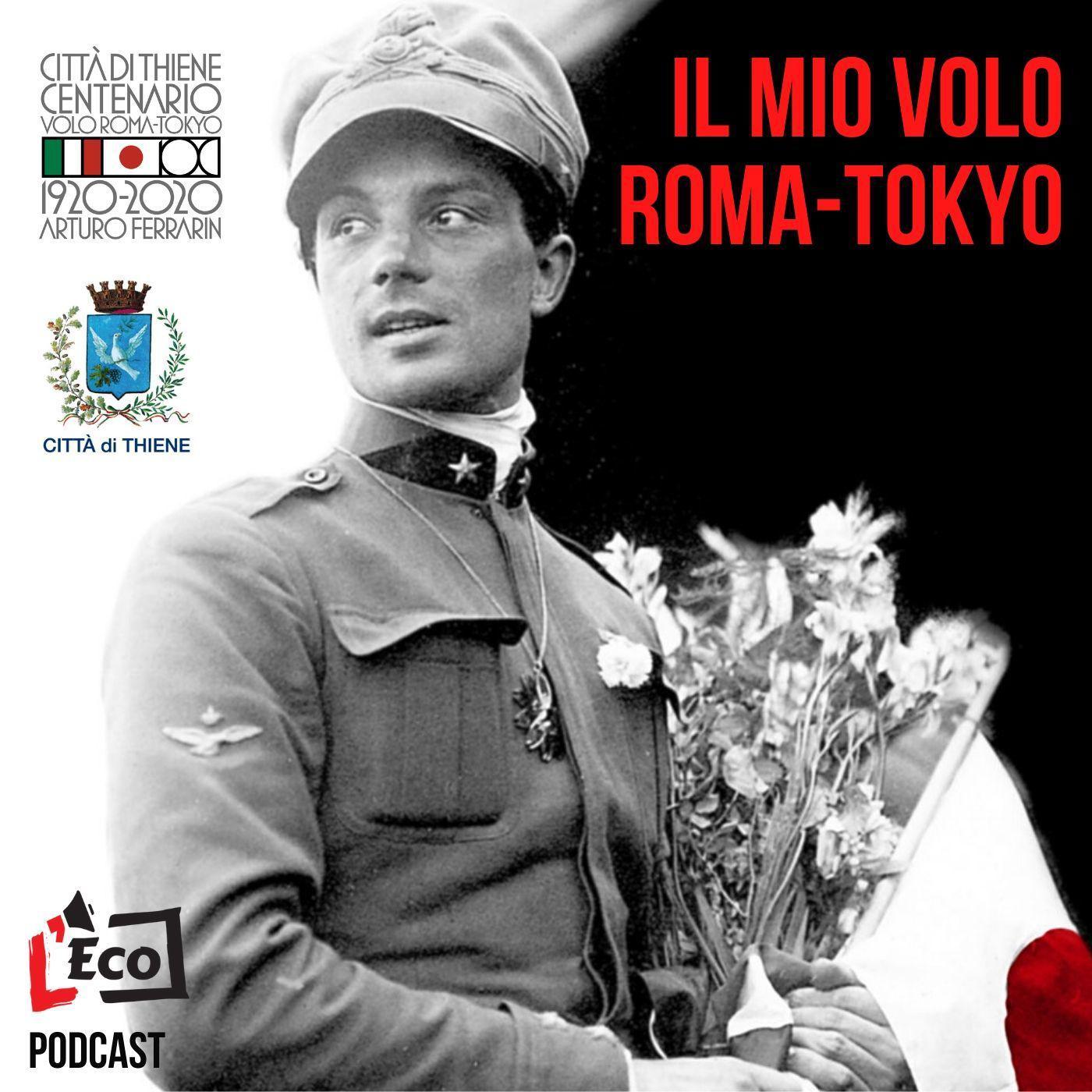 ferrarin il mio volo roma tokyo lqjowtdh0sI d T74H In vacanza con 5 podcast italiani