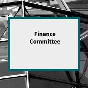 Finance Committee Podcast