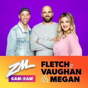ZM's Fletch, Vaughan & Megan Podcast - June 24th 2016