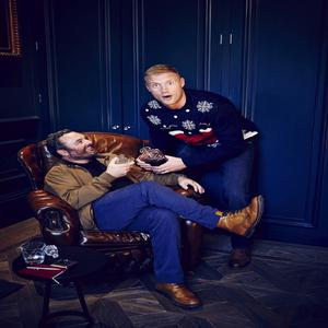 Flintoff and Holcroft's Podcast