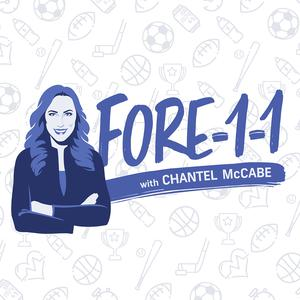 Best Golf Podcasts (2019): FORE-1-1 with Chantel McCabe
