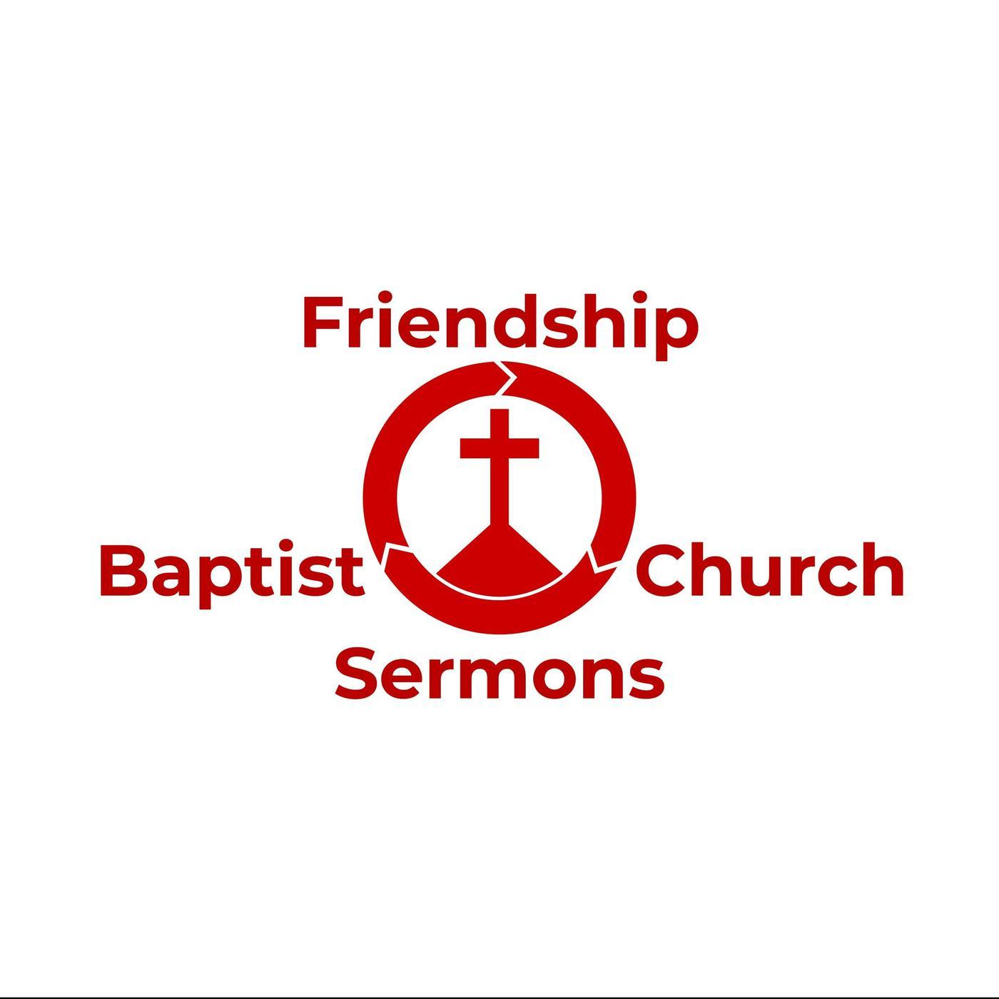 God's Creation of Everything (Genesis 1:1-25) - Friendship Baptist