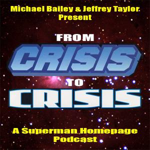 Best Books Podcasts (2019): From Crisis to Crisis: A Superman Podcast
