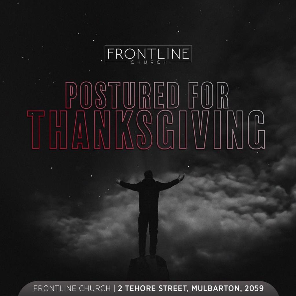 Frontline Church South Africa (podcast) - Pastor Ryan