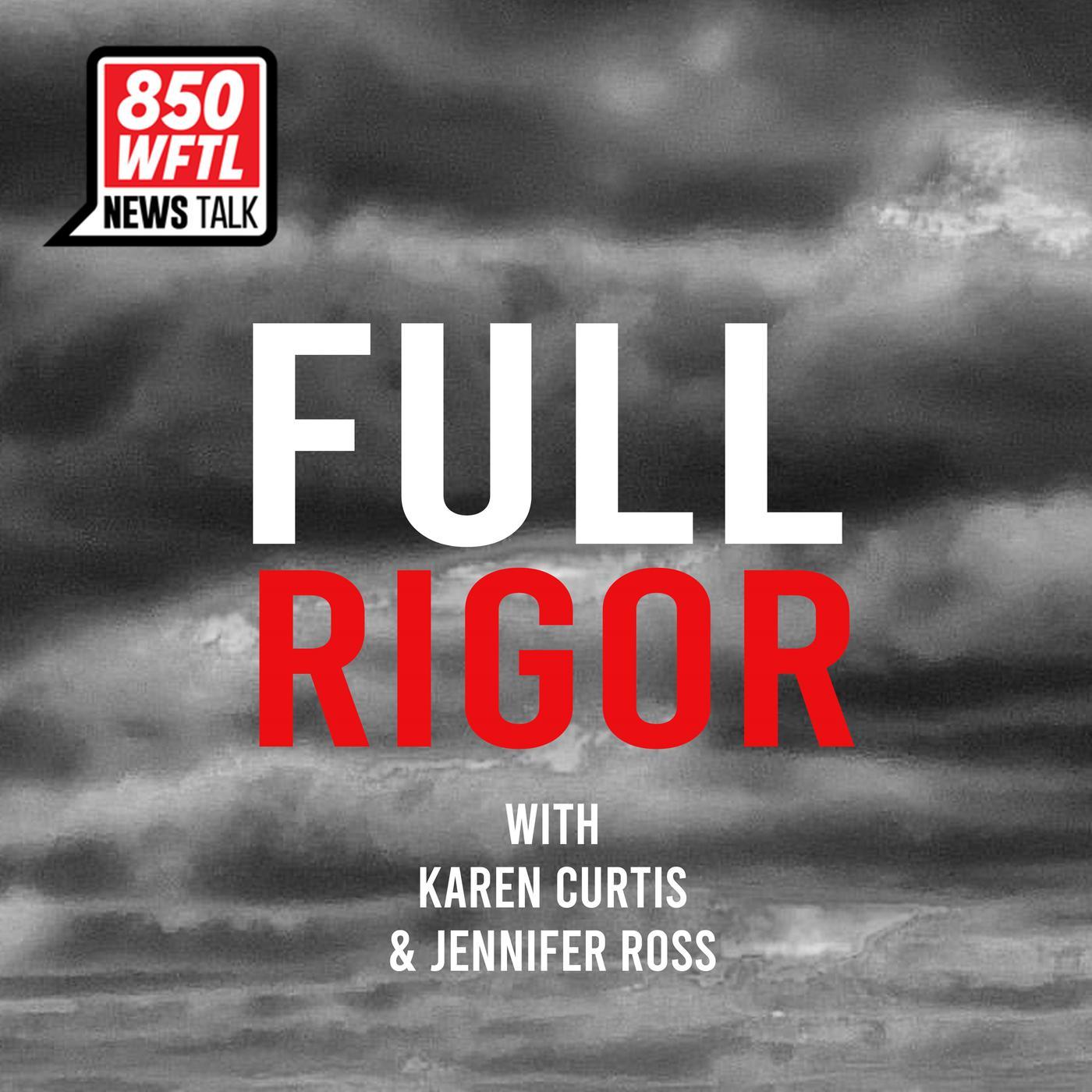 Full Rigor: Florida True Crimes (podcast) - PodcastOne