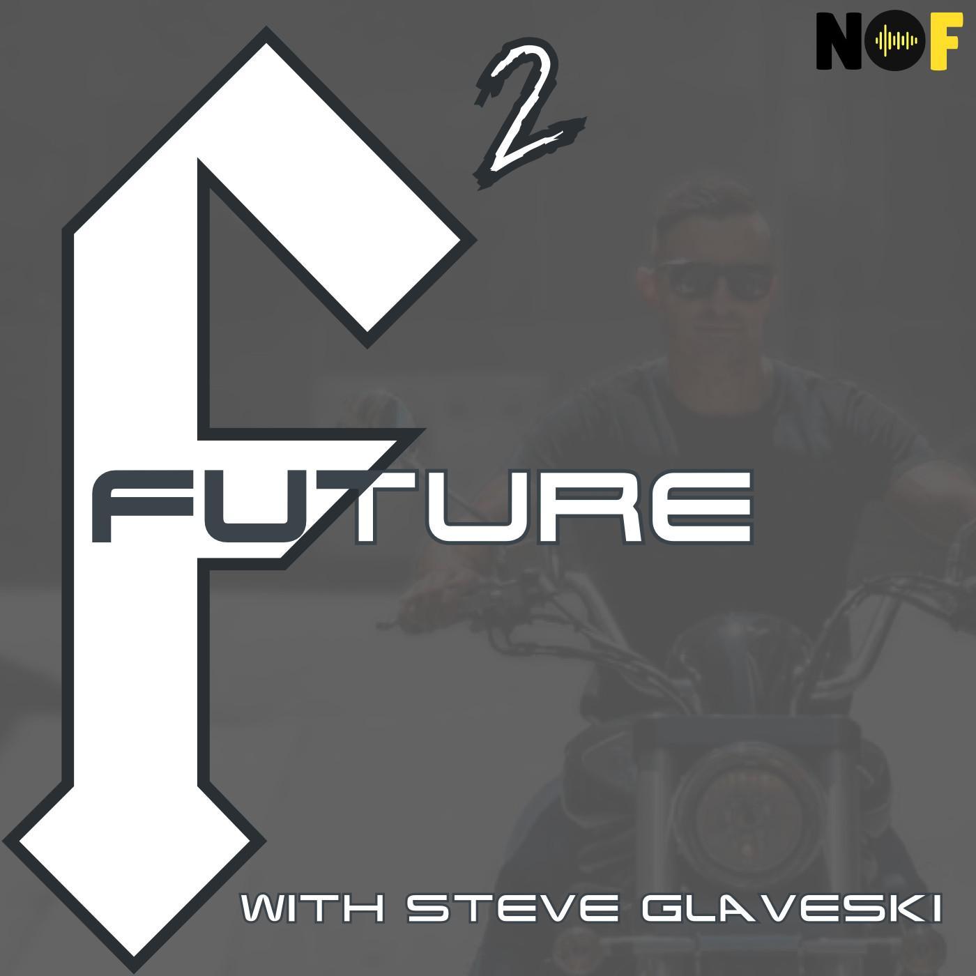 Future Squared with Steve Glaveski - Helping You Navigate a Brave New World