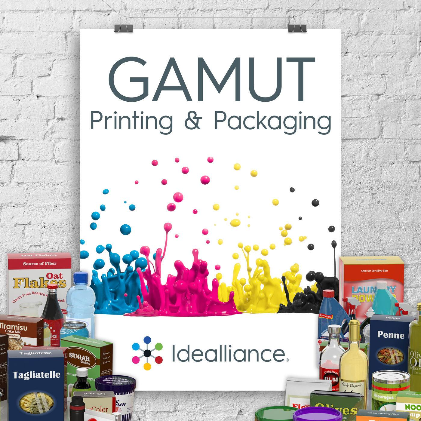 GAMUT: Idealliance Printing & Packaging Podcast - Idealliance