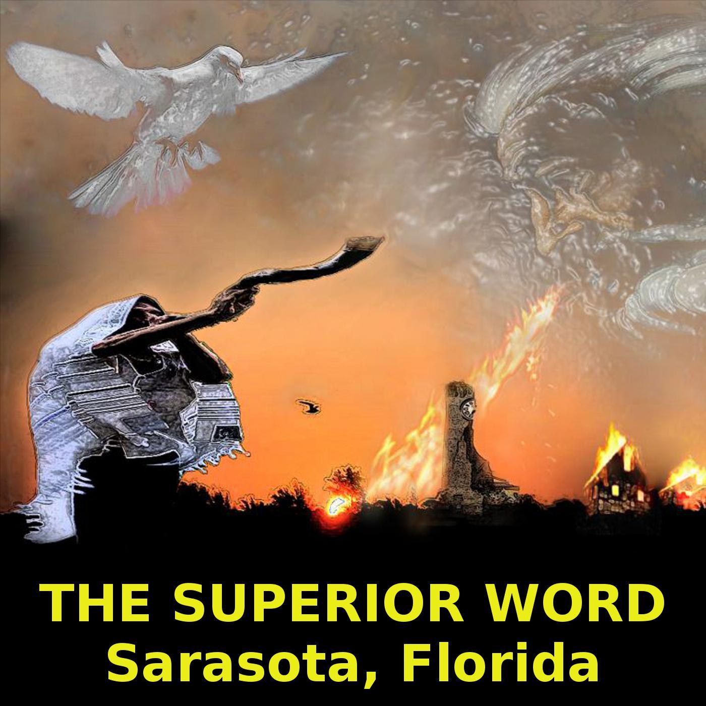 Genesis (podcast) – The Superior Word - Charlie Garrett