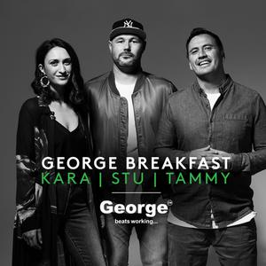 George FM Breakfast with Kara, Stu and Tammy catch up podcast
