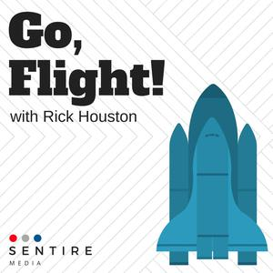 Best Hobbies Podcasts (2019): Go, Flight with Rick Houston