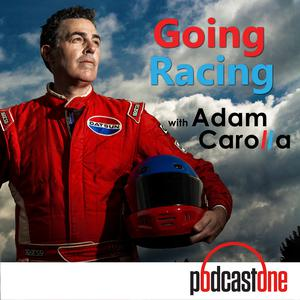 Best Automotive Podcasts (2019): Going Racing with Adam Carolla