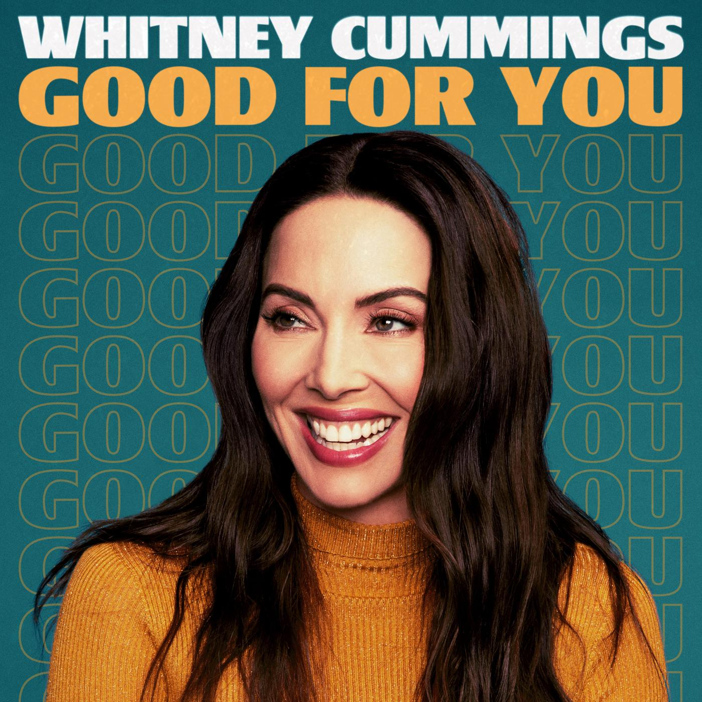 Image result for good for you whitney cummings cover art