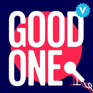 Best Comedy Interviews Podcasts (2019): Good One: A Podcast About Jokes