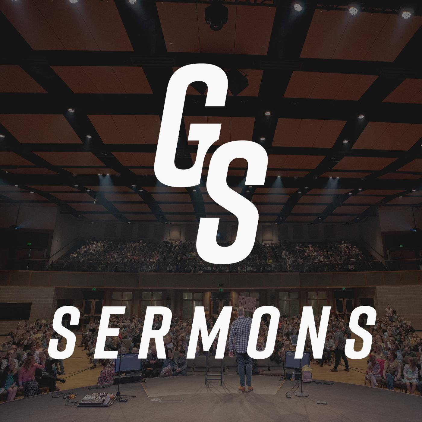 Good Shepherd Community Church - Sermon Series (podcast