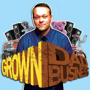 Die besten Stand-Up-Podcasts (2019): Grown Dad Business with Aaron Kleiber
